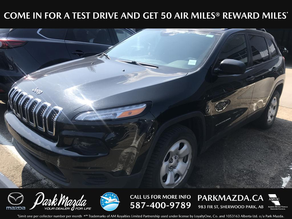 Pre-Owned 2014 Jeep Cherokee