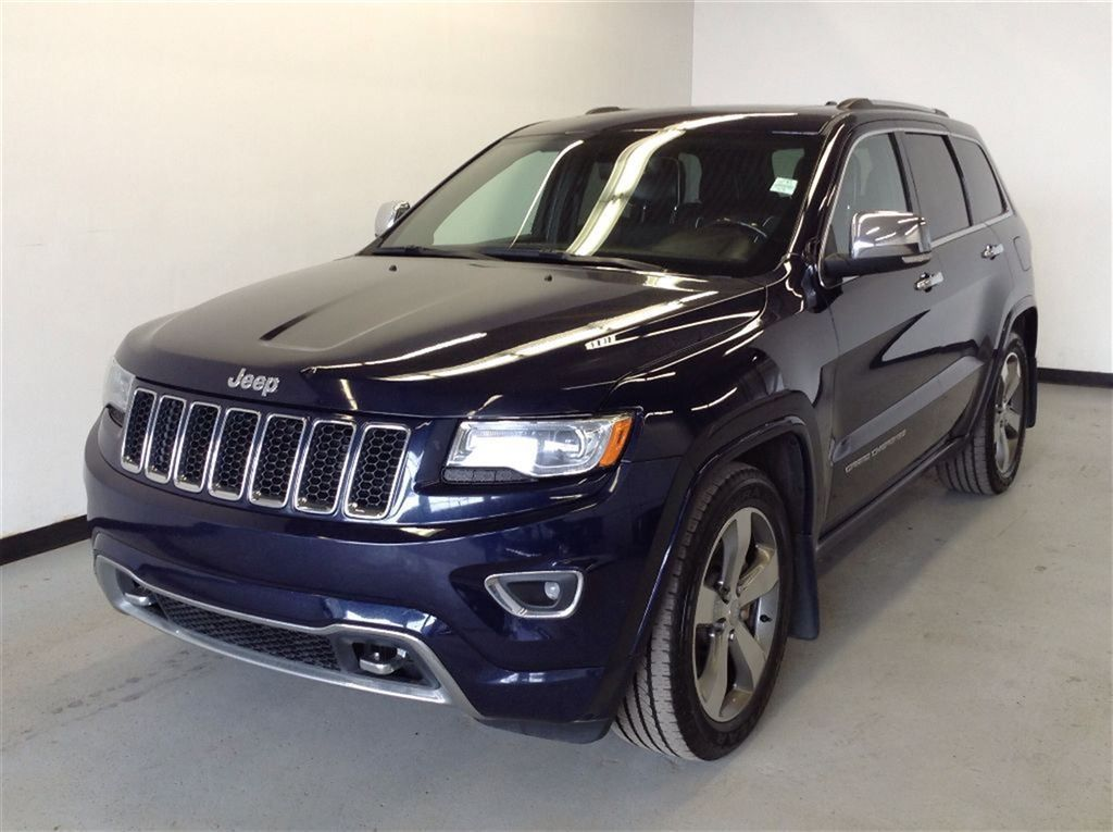 pre owned 2014 jeep grand cherokee 4 door sport utility in sherwood park 145399 park mazda. Black Bedroom Furniture Sets. Home Design Ideas