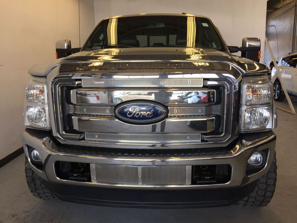 Pre-Owned 2012 Ford Super Duty F-350 SRW Lariat