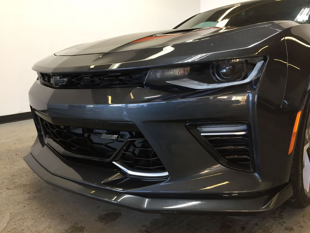 Pre-Owned 2017 Chevrolet Camaro 2SS 50th Anniversary Edition