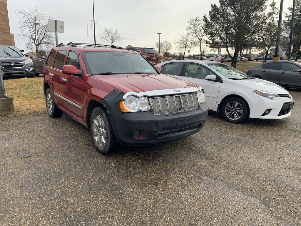Pre-Owned 2010 Jeep Grand Cherokee LTD