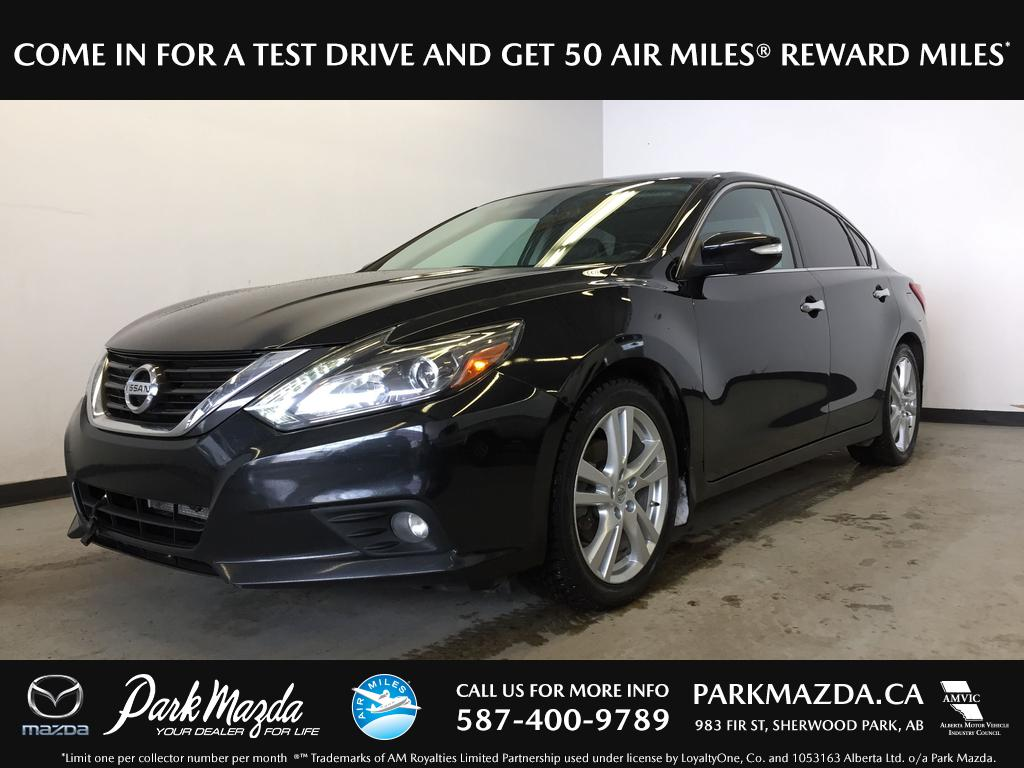 Pre-Owned 2016 Nissan Altima 3.5 SL Tech