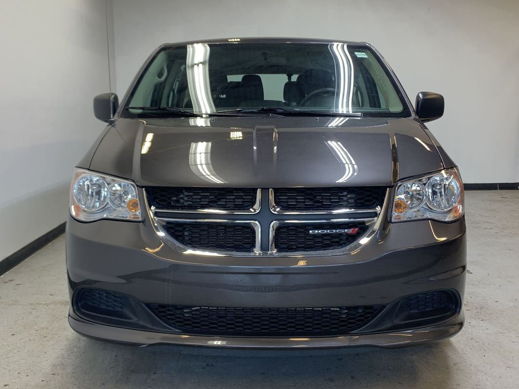 Pre-Owned 2017 Dodge Grand Caravan Canada Value Package