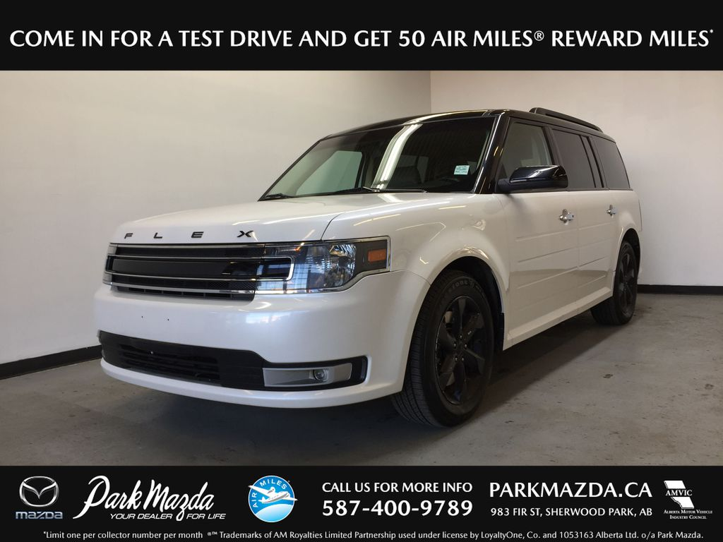 Pre-Owned 2016 Ford Flex