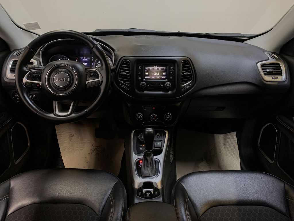 Pre-Owned 2018 Jeep Compass North