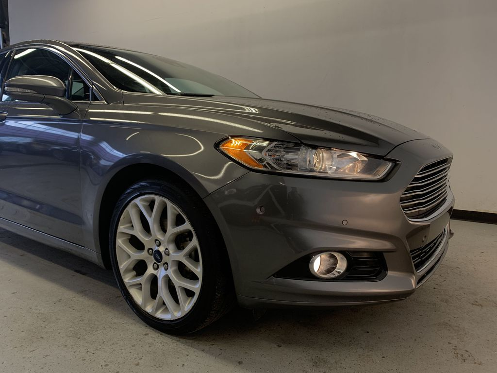 Pre-Owned 2014 Ford Fusion Titanium