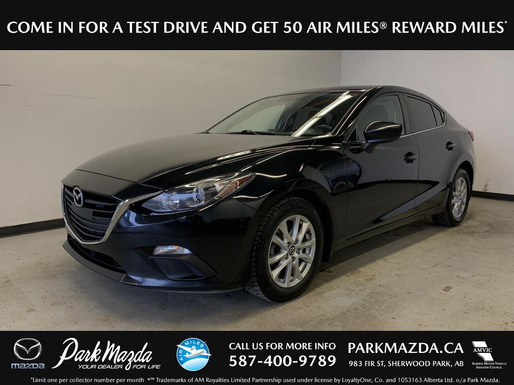 Pre-Owned 2016 Mazda3 GS