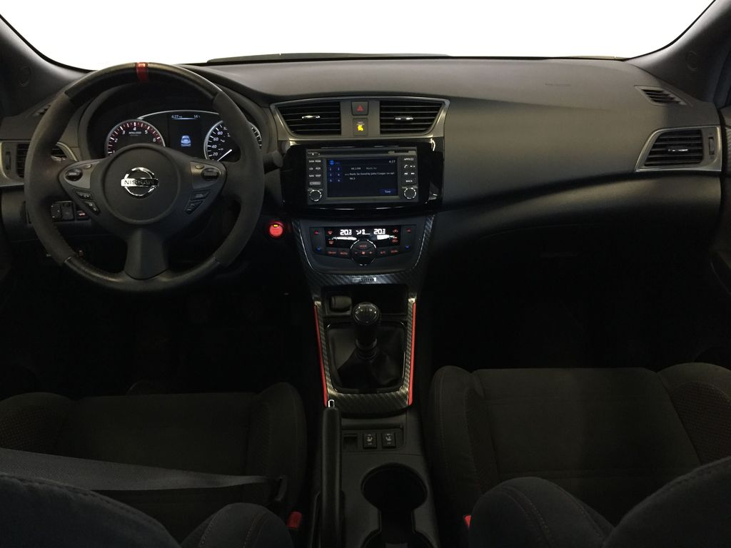 Pre-Owned 2018 Nissan Sentra Nismo