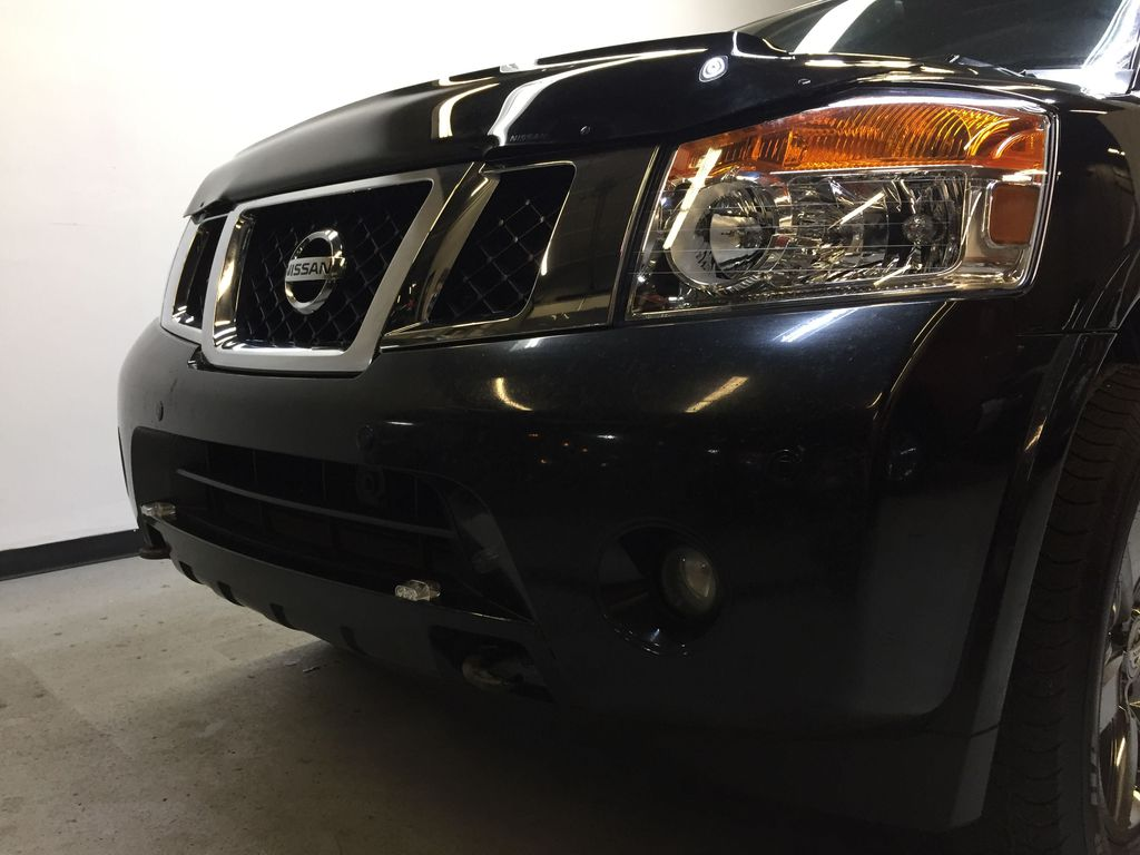 Pre-Owned 2014 Nissan Armada Platinum Edition