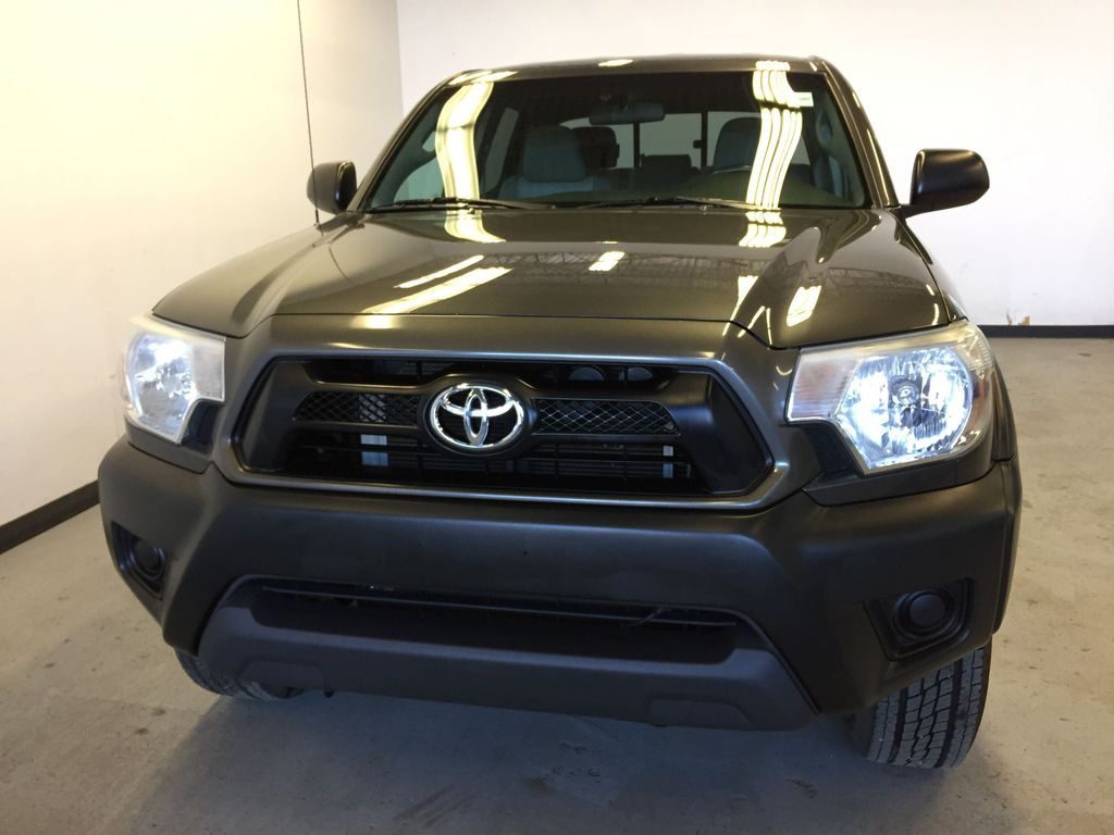 pre-owned 2012 toyota tacoma v6 4 door pickup in sherwood park