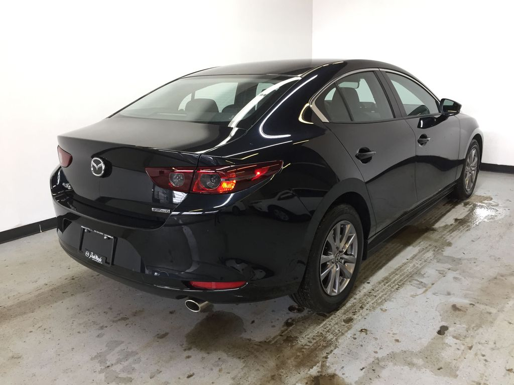 New 2019 Mazda3 GS LUXURY