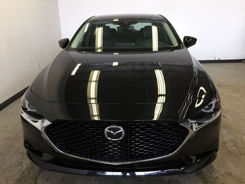 New 2019 Mazda3 Gt Premium With Navigation