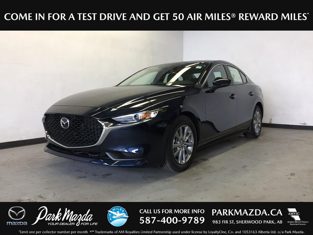 Pre-Owned 2019 Mazda3 GS LUXURY