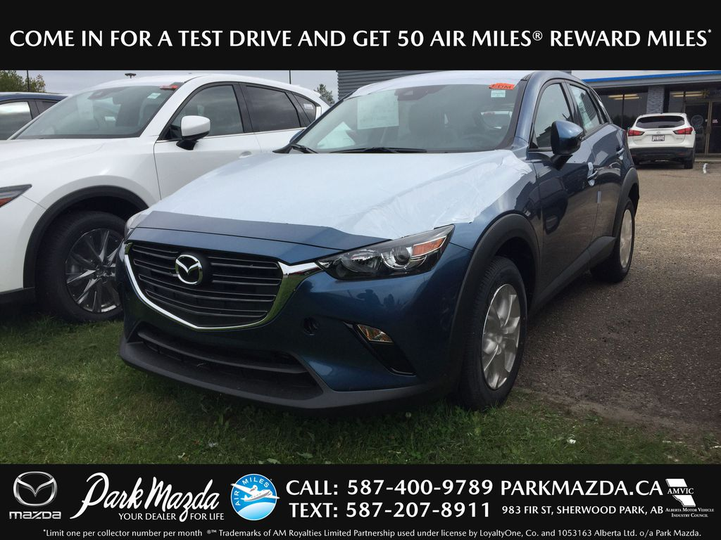 Pre-Owned 2019 Mazda CX-3 GS LUXURY