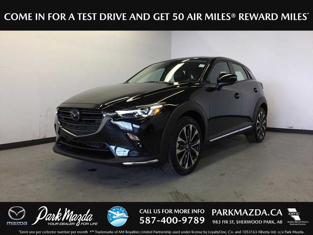 Pre Owned 2019 Mazda Cx 3 Gt With Navigation Awd