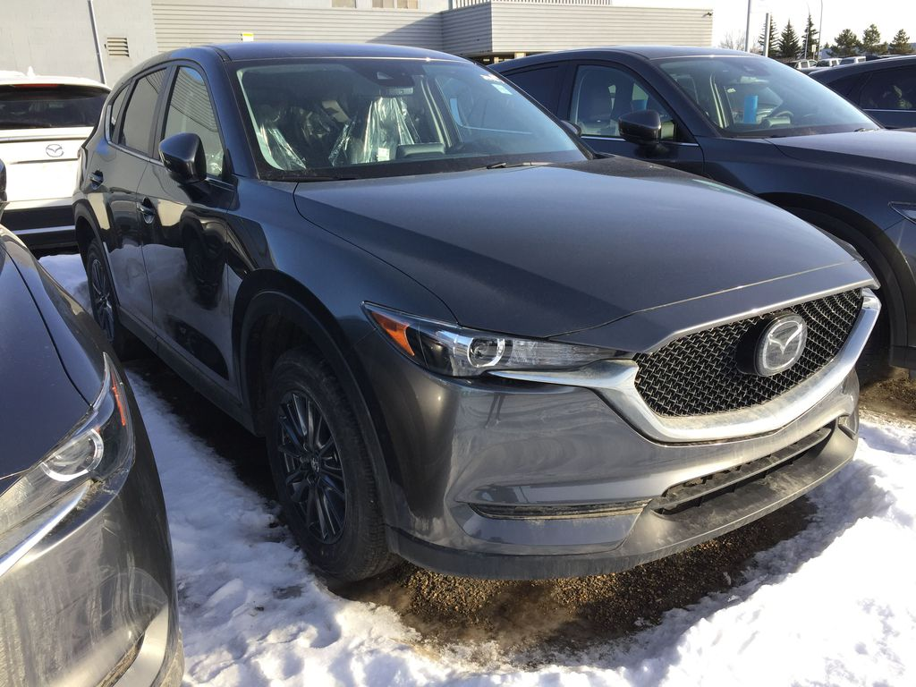 New 2020 Mazda CX-5 GS
