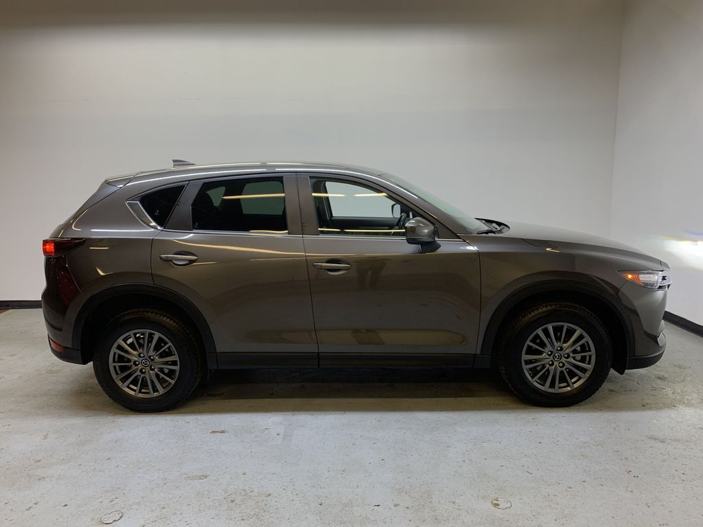 Pre-Owned 2018 Mazda CX-5 GS