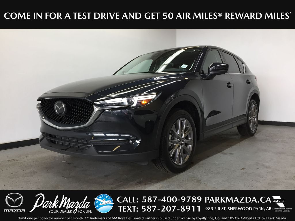 New 2019 Mazda CX-5 GT TURBO