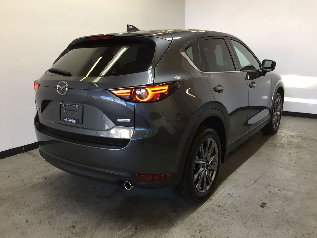 Pre-Owned 2019 Mazda CX-5 Signature