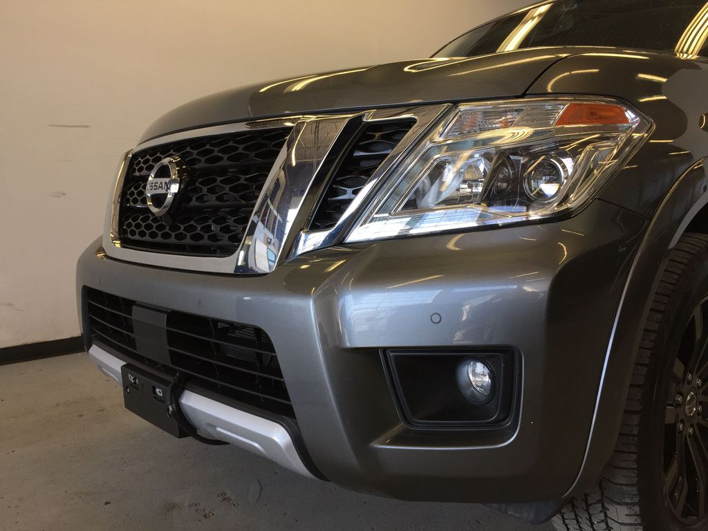 Pre-Owned 2017 Nissan Armada Platinum Edition