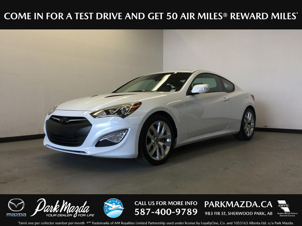 Pre Owned 2016 Hyundai Genesis Coupe 3 8