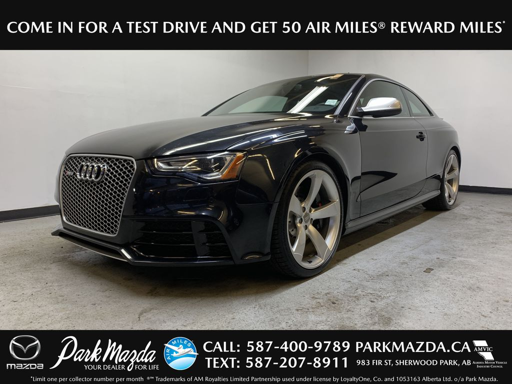 Pre-Owned 2014 Audi RS 5