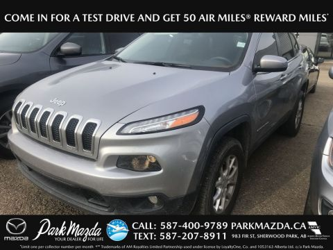 Pre-Owned 2014 Jeep Cherokee BASE