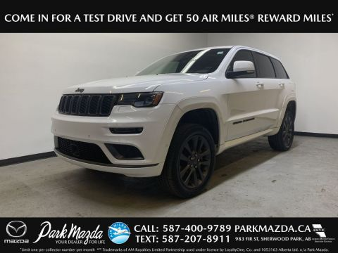 Pre-Owned 2018 Jeep Grand Cherokee High Altitude II