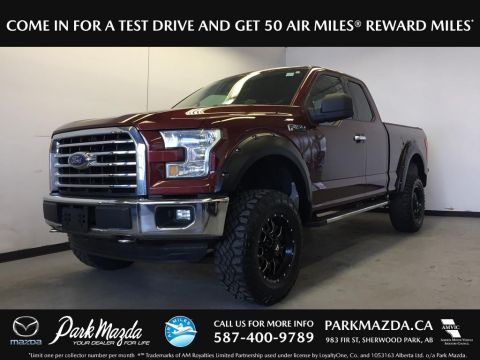Pre-Owned 2015 Ford F-150 XLT XTR