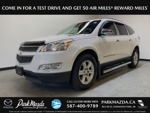 Pre-Owned 2010 Chevrolet Traverse 1LT