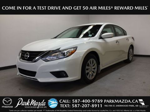 Pre-Owned 2018 Nissan Altima S
