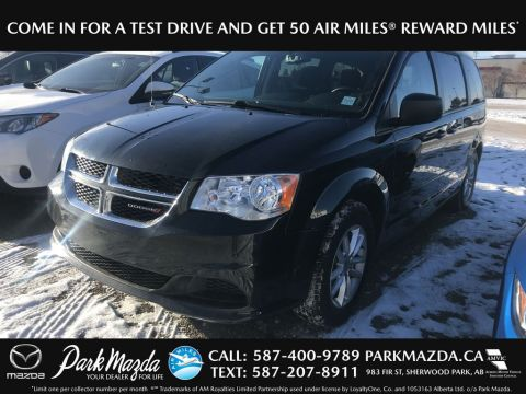 Pre-Owned 2016 Dodge Grand Caravan SXT PLUS