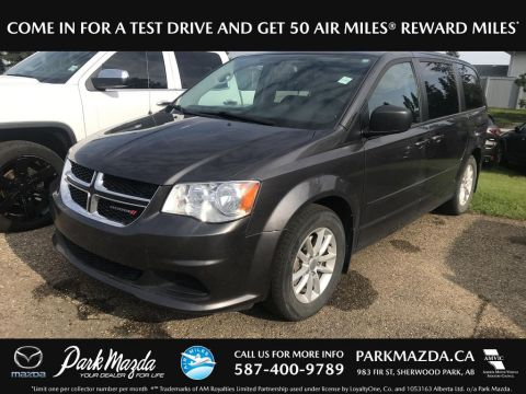 Pre-Owned 2015 Dodge Grand Caravan