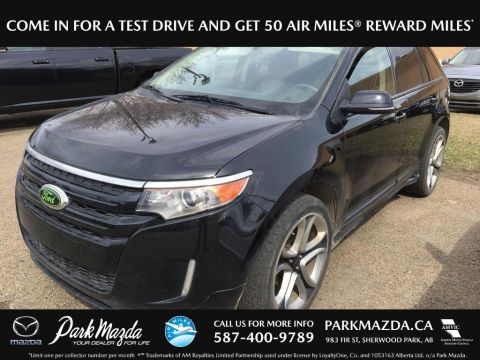 Pre-Owned 2014 Ford Edge