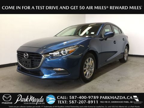 Pre-Owned 2018 Mazda3 Sport GS