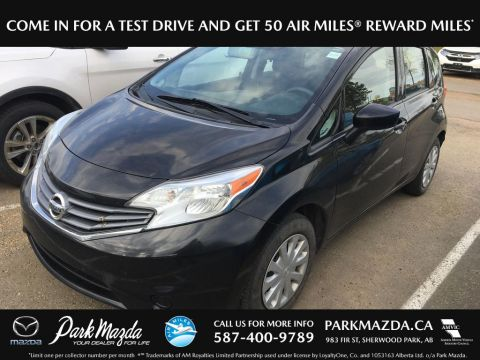 Pre-Owned 2015 Nissan Versa Note