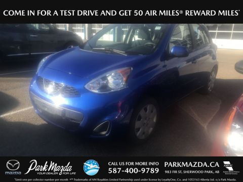 Pre-Owned 2016 Nissan Micra SV