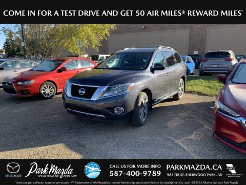Pre-Owned 2014 Nissan Pathfinder