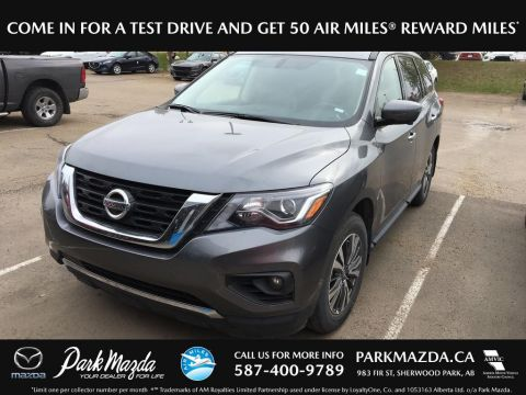 Pre-Owned 2019 Nissan Pathfinder
