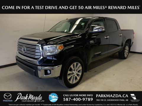 Pre-Owned 2017 Toyota Tundra Limited