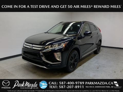 Pre-Owned 2019 Mitsubishi Eclipse Cross SE Black Edition