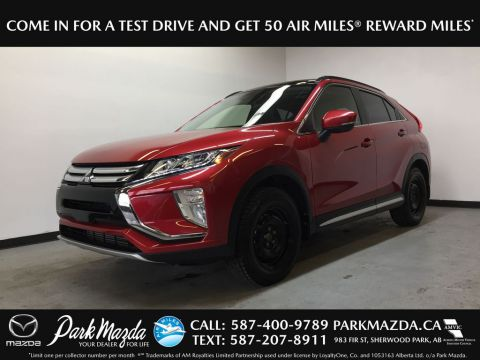 Pre-Owned 2018 Mitsubishi Eclipse Cross GT
