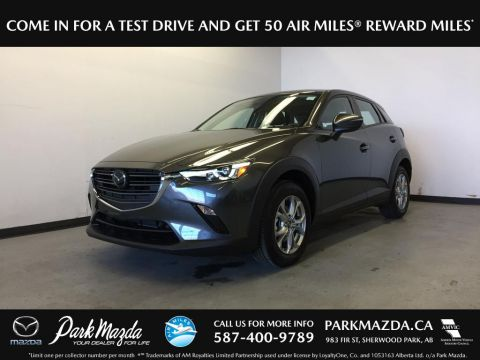 New 2019 Mazda CX-3 GS-L
