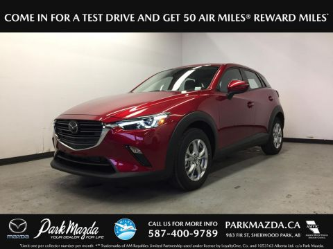New 2019 Mazda CX-3 GS-L i-ACTIVSENSE