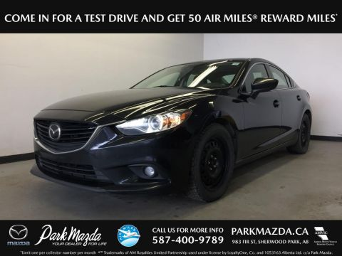 Pre-Owned 2015 Mazda6 GT TECH