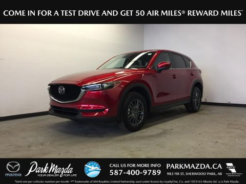 Pre-Owned 2019 Mazda CX-5 GS