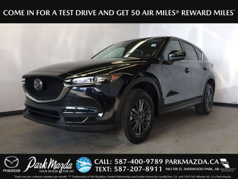 New 2019 Mazda CX-5 GS COMFORT
