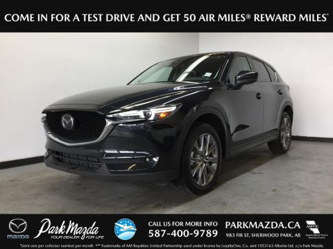 New 2019 Mazda CX-5 GT w/Turbo