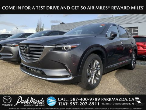 Pre-Owned 2019 Mazda CX-9 SIGNATURE